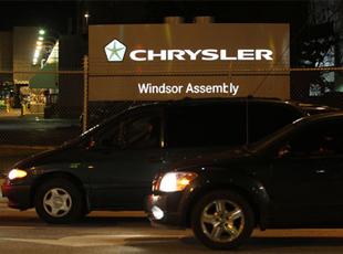 Chrysler Windsor Assembly