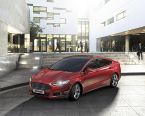 Ford Mondeo con Lean Manufacturing